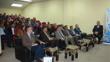 اختتام فعاليات المؤتمر العلمي العالمي لدائرة مدينة الطب