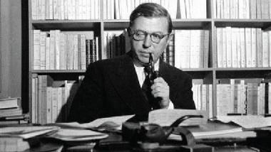 مقتطفات أدبية «كلمات جان بول سارتر»