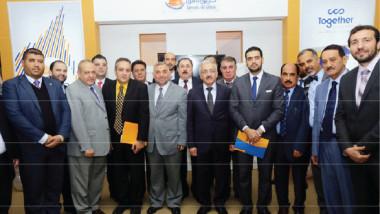 رئيس الهيئة يترأس جلسةً حواريةً عن صناعة السياحة في العراق