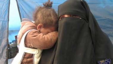 زوجات مقاتلي «داعش» في مأزق كبير بعد انهيار التنظيم في العراق وسورية