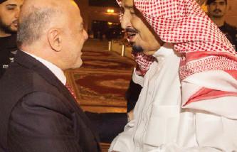 عودة العلاقات السعودية – العراقية من أبرز أحداث 2017
