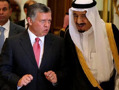 قمّة «سعودية – أردنية» تبحث تداعيات قرار  ترامب الاعتراف بالقدس عاصمة لإسرائيل