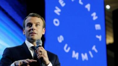 قمّة في باريس لتعزيز تمويل محاربة الاحتباس الحراري