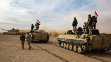 العبادي: القدرة العسكرية العراقية تنافس قدرات دول المنطقة