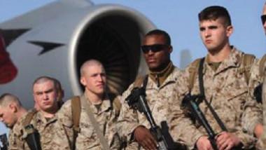 """أميركا تنشر """"المارينز"""" لحماية  سفاراتها في الشرق الأوسط"""