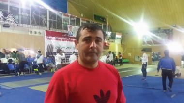 الأرميني مودريان يقود منتخب سيف المبارزة
