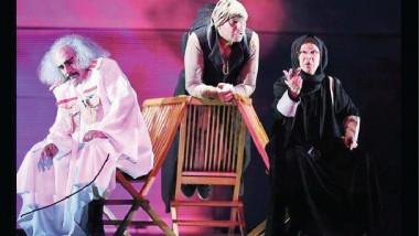 (رائحة حرب) تشارك في مهرجان  الهيئة العربية للمسرح في تونس
