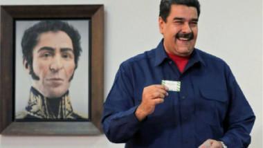 مادورو يحقق فوزا كبيرا في الانتخابات البلدية ويتطلع الى ولاية رئاسية جديدة