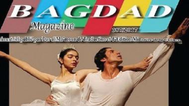 مجلة بغداد بالفرنسية تصدر عددها الرابع