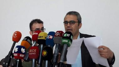 تسجيل 145 مخالفةً في إقليم كردستان ضد حرية التعبير والصحافة