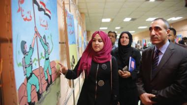 """معرض وثائقي بمناسبة احتفالات النصر في """"دار الكتب"""""""