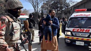 مقتل 8 أشخاص في  الأقل جّراء هجوم على كنيسة في باكستان