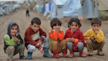 خمسة ملايين طفل عراقي بحاجة الى الدعم النفسي والمساعدات الإنسانية