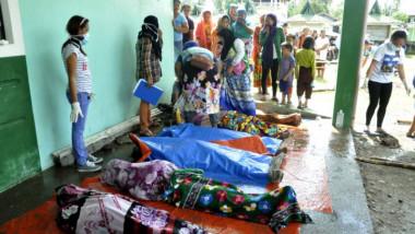 240 قتيلا جرّاء عاصفة اجتاحت الفلبين