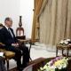 معصوم يؤكد حاجة  العراق إلى زيادة الدعم الدولي