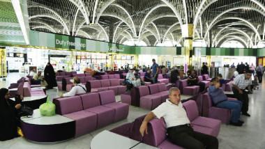 أكثر من 10 ملايين مسافر تنقلوا عبر المطارات العراقية في 2017