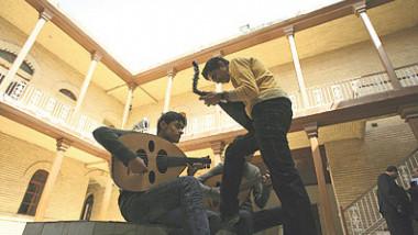 أول معهد موسيقي في بغداد