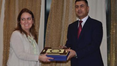 اختتام فعاليات الامتحان الثاني في الطب الباطني بحضور أطباء عرب