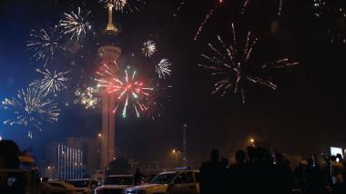 الألعاب النارية في العراق تحتاج إلى انضباط