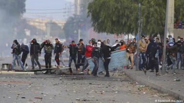 تقييم الاحتجاجات في تونس