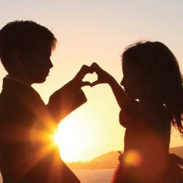 الحب لا سلم له أو درجات