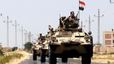 الخسائر البشرية في سيناء