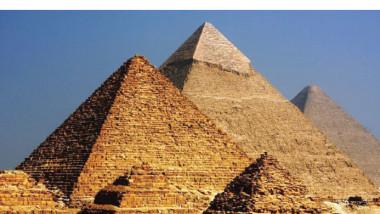 العلماء يكشفون سراً جديداً في بناء الأهرامات