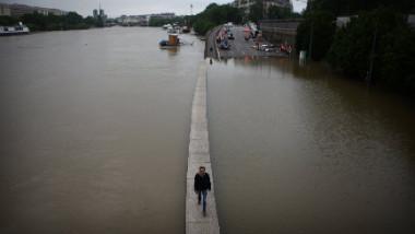 الفيضانات النهرية..الكارثة الأخطر في سخونة المناخ