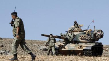الاجتياح التركي لعفرين سيشعل الحرب على طول الحدود