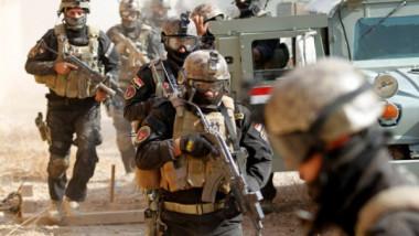 القوّات الأمنية تطهّر 80 % من صحراء الأنبار مع الحدود الأردنية والسعودية