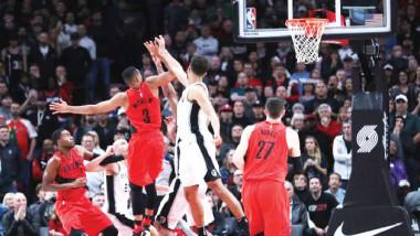 بورتلاند يهزم سبيرز في دوري السلة الأميركي