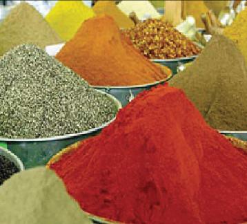 تاريخ الملح والتوابل التي لا يخلو منها منزل