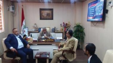 العراق ومنظمة العمل الدولية يبحثان دعم مشاريع التنمية ومكافحة الفقر