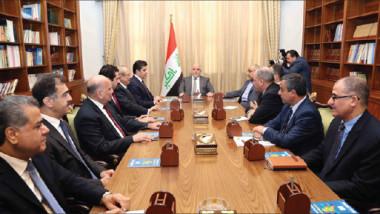 مجلس الوزراء: الحوار مع القوى الكردية ضرورة لإنهاء أزمة الاستفتاء