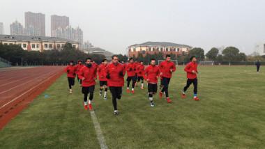 «الأولمبي» يعلن جاهزيته التامة للقاء ماليزيا غداً