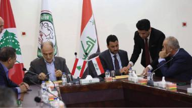 «الشباب والرياضة» توقع اتفاقية تعاون مع نظيرتها اللبنانية