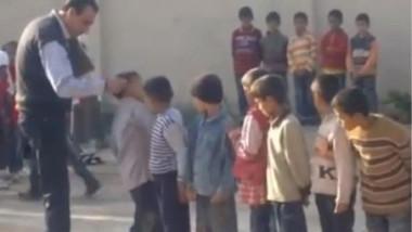 خط ساخن لمكافحة العنف ضد الأطفال
