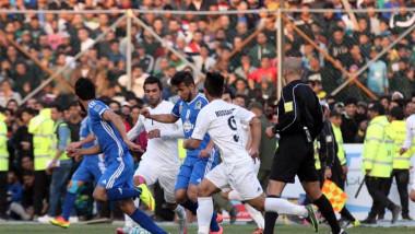 الزوراء يواصل صدارته لدوري الكرة بتحقيق الفوز السابع على التوالي