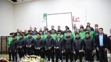 «الشباب والرياضة» تكرم منتخب الناشئين المتأهل الى نهائيات اسيا