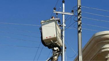 كهرباء الصدر تواصل رفع التجاوزات والمحولات المعطوبة