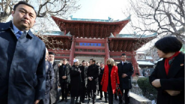 تحالف فرنسي أوروبي صيني من أجل «مستقبل العالم»