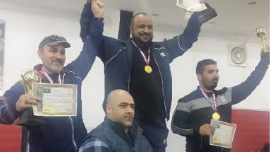 «الكاظمية» يتوج بطلاً لأندية بغداد للناشئين والشباب بالقوة البدنية