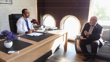 افتتاح مركز جديد لفحص وعلاج الأورام السرطانية