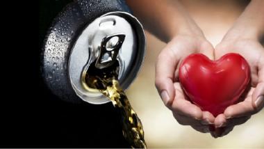 مشروبات الطاقة تؤذي قلوب الشباب