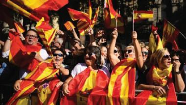 أزمة كتلونيا تكبّد إسبانيا خسائر بنحو مليار يورو