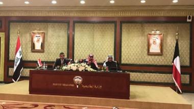 مهدي العلاق يبحث في الكويت الأمور التنظيمية لمؤتمر إعمار المناطق المحررة