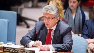 الأمم المتحدة تواصل دعمها الفني للعراق في إجراء الانتخابات المقبلة