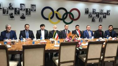 العراق وإيران يوقّعان بروتوكول  تعاون في المجالين الشبابي والرياضي