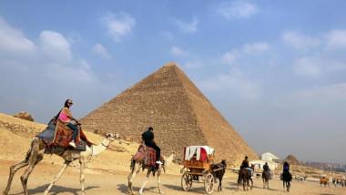 123 % إيرادات مصر من السياحة