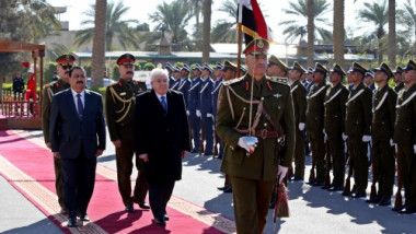 معصوم يدعو لاستكمال بناء القوات المسلحة وتطويرها على اسس مهنية